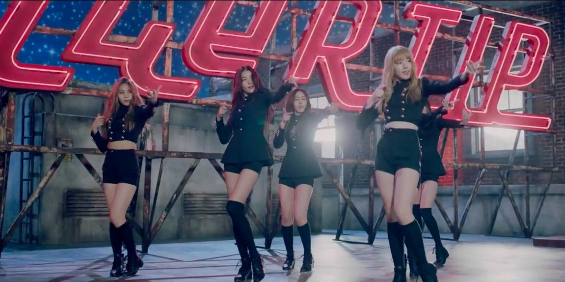 "Watch: GFRIEND Aims For Your Heart In ""Fingertip"" MV Teaser"