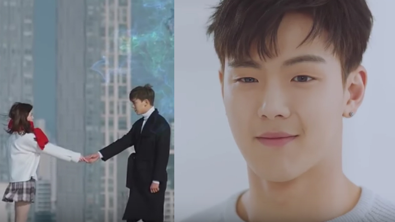 """Watch: MONSTA X's Shownu Is A """"Goblin"""" Ready On Call To Apply Blush For DIA's Yebin"""