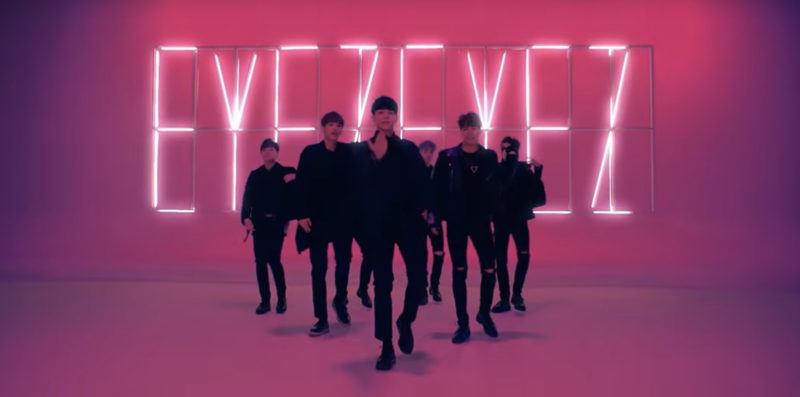 "Watch: VICTON Releases Captivating Music Video For ""Eyez Eyez"""