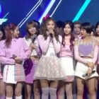 """Watch: TWICE Takes 1st Win For """"Knock Knock"""" On """"M!Countdown,"""" Performances By NCT Dream, Lovelyz, SF9, And More"""