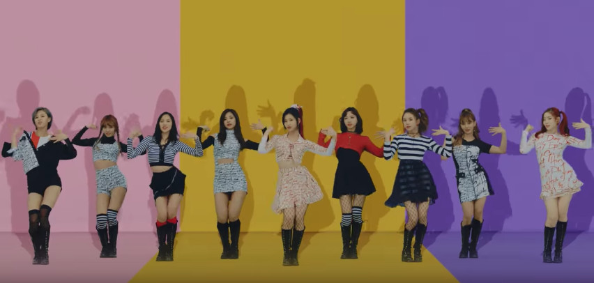TWICE Knocks Down And Surpasses Yet Another One Of Their Own YouTube Records