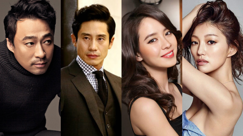 Lee Sung Min, Shin Ha Kyun, Song Ji Hyo, And Lee El Confirmed To Star In New Comedy Film
