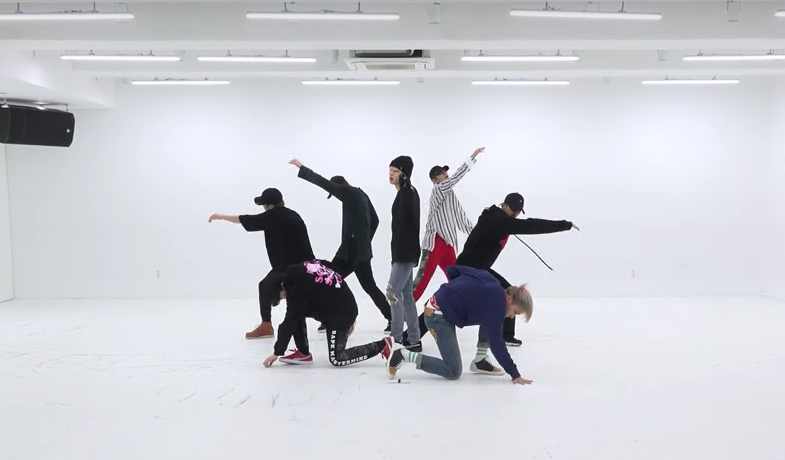 "Watch: BTS Surprises Fans With Simple And Beautiful Dance Practice Video Of ""Spring Day"""