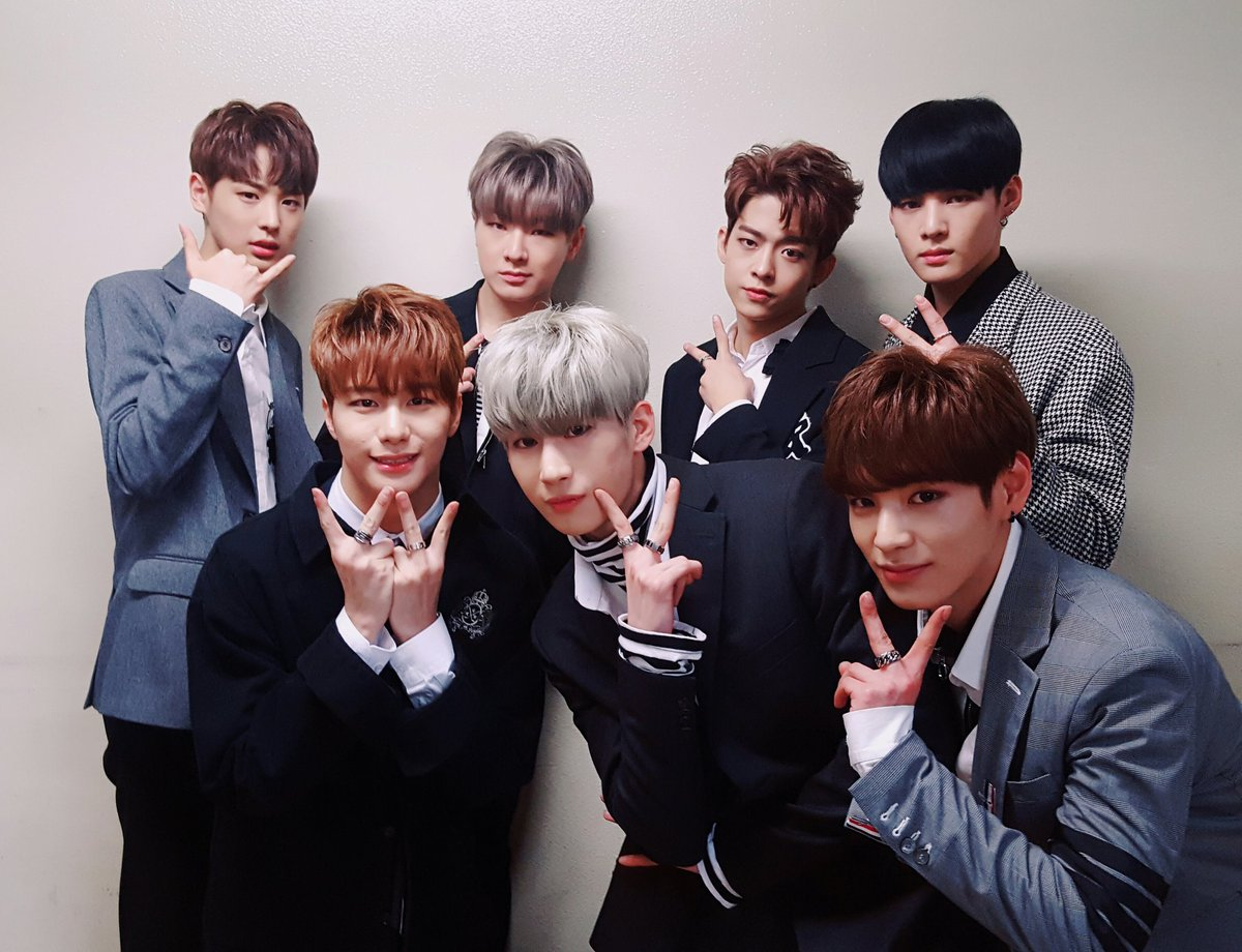 VICTON Unveils Their Official Fan Colors