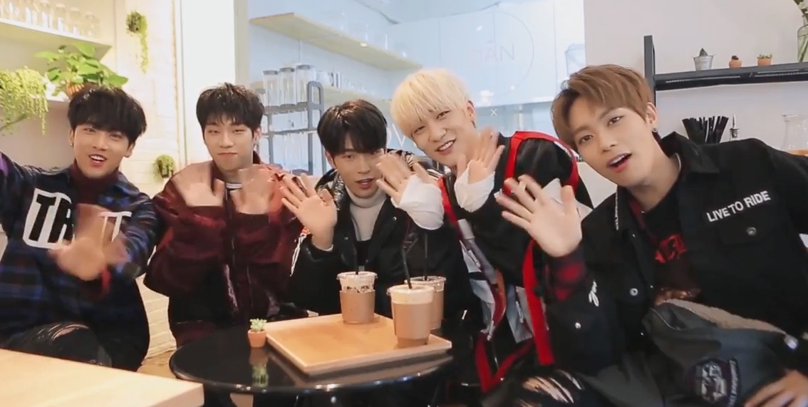 Watch: KNK Celebrates 1st Anniversary With Heartwarming Video