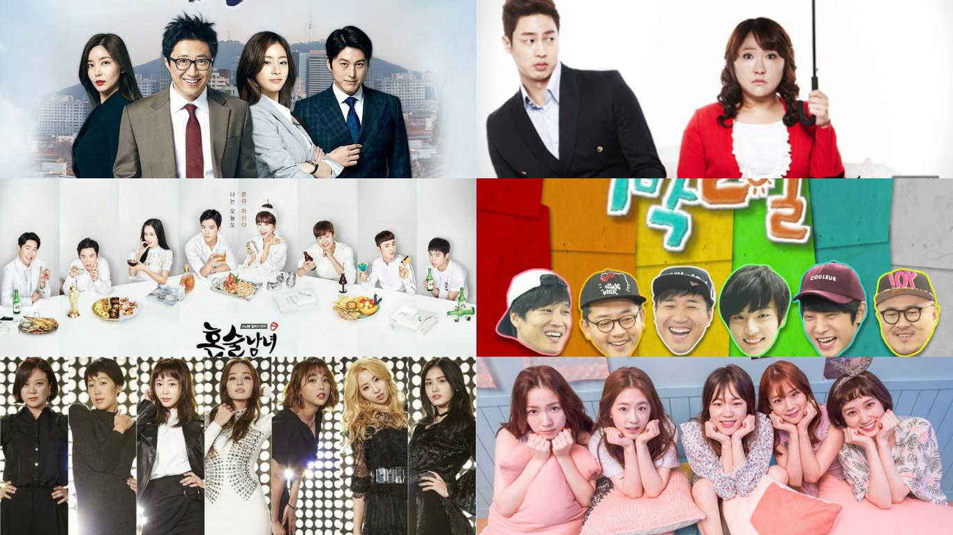 Korean Broadcasters May Be Making A Shift Towards Multiple Season Format