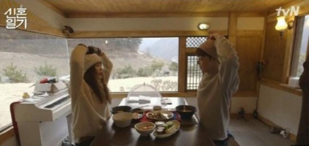 Ku Hye Sun Promises Ahn Jae Hyun A Sweet Reward If He Does The Dishes