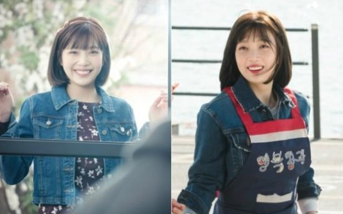 """Red Velvet's Joy Shows Her Bright And Cute Image In Latest Stills For tvN's """"The Liar And His Lover"""""""