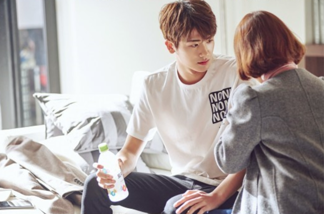 "Park Hyung Sik And Park Bo Young Get Close In Latest Stills For ""Strong Woman Do Bong Soon"""