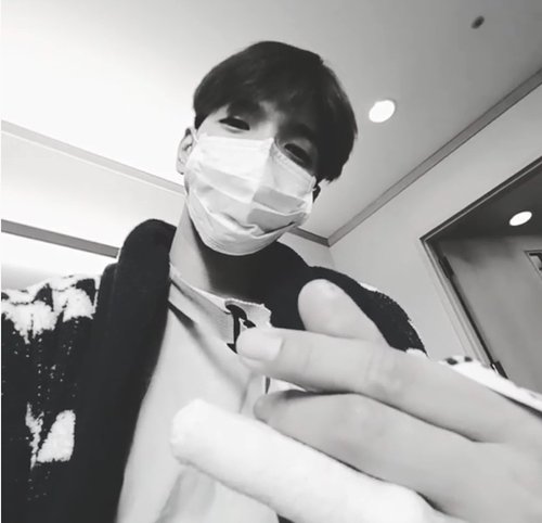 2PM's Jun. K Reassures Fans With First Video Message Since Accident