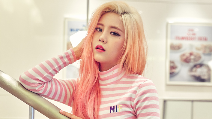 "AOA's Hyejeong Confirmed As New ""SNL Korea"" Cast Member"