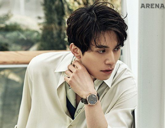 lee dong wook 2017 - photo #19