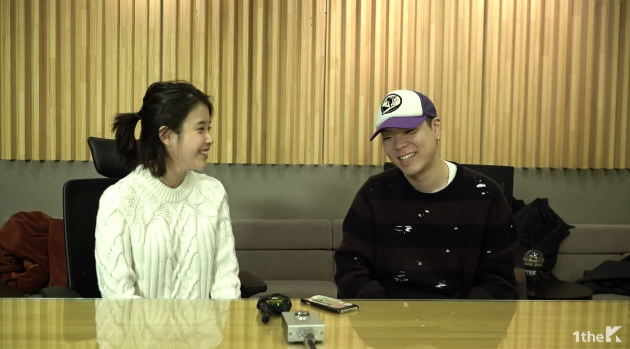 """Update: IU And Oh Hyuk Joke Around In Teaser Video For Collaboration, """"Can't Love You Anymore"""""""