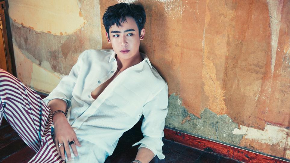 2PM's Nichkhun Creates His Own Personal Instagram   Soompi