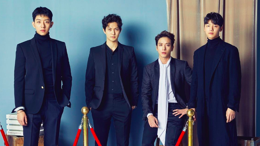 CNBLUE Begins Filming Music Video For Upcoming Comeback
