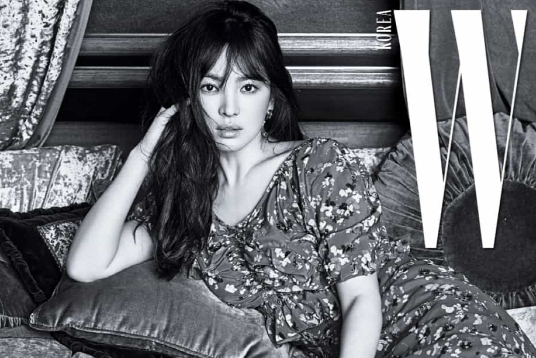 Song Hye Kyo Shares Her Honest Take On Relationships And Breakups
