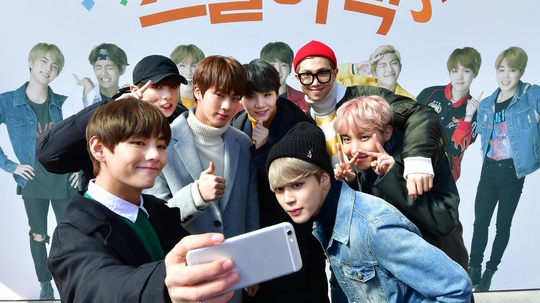 BTS Makes Surprise Appearance At Middle School Ahead Of Their World Tour