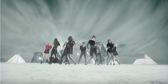 Girls Generation The Boys