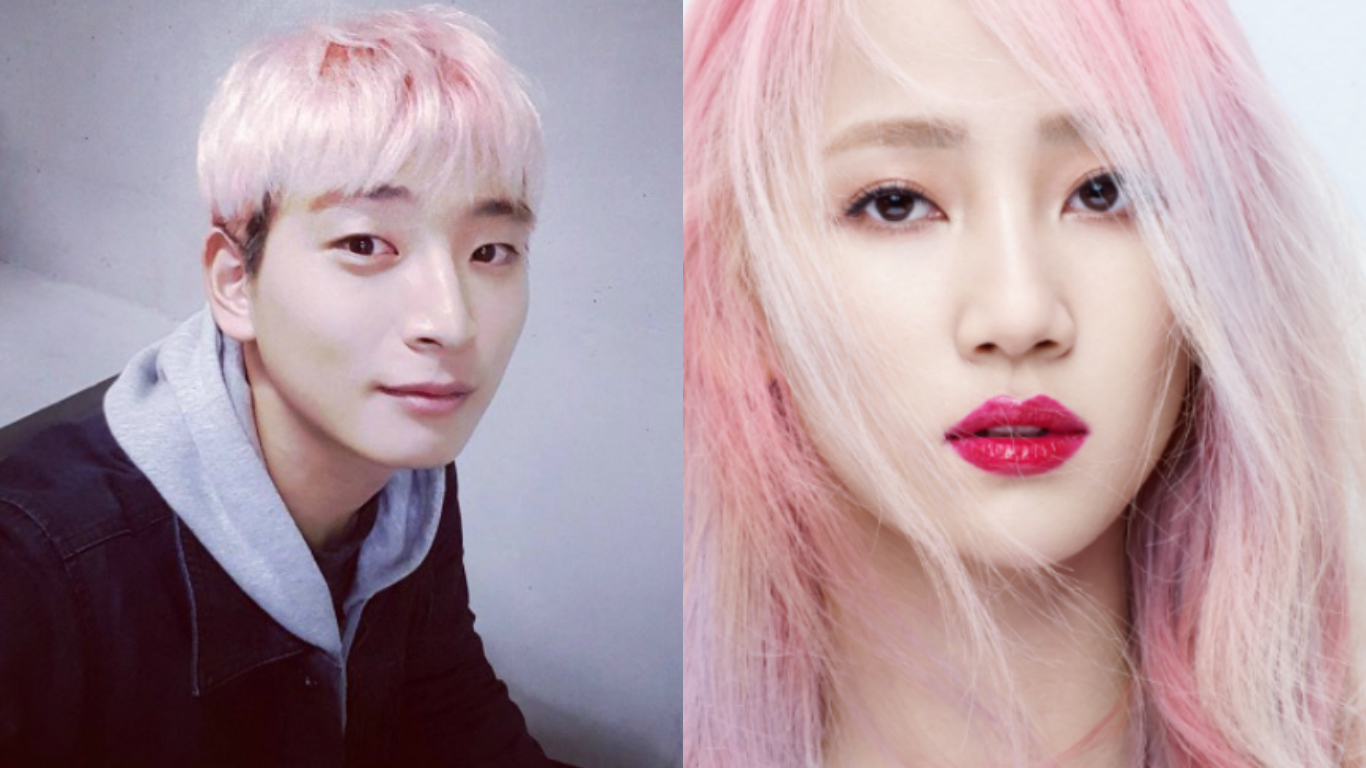 Jeong Jinwoon Shows Off His Romantic Gift From Girlfriend Yeeun