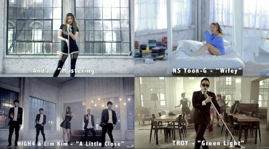High4, Troy, NS Yoon G, Anda