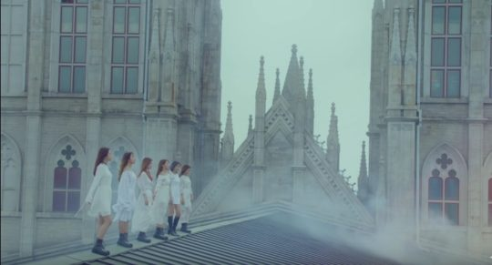 apink only one 4