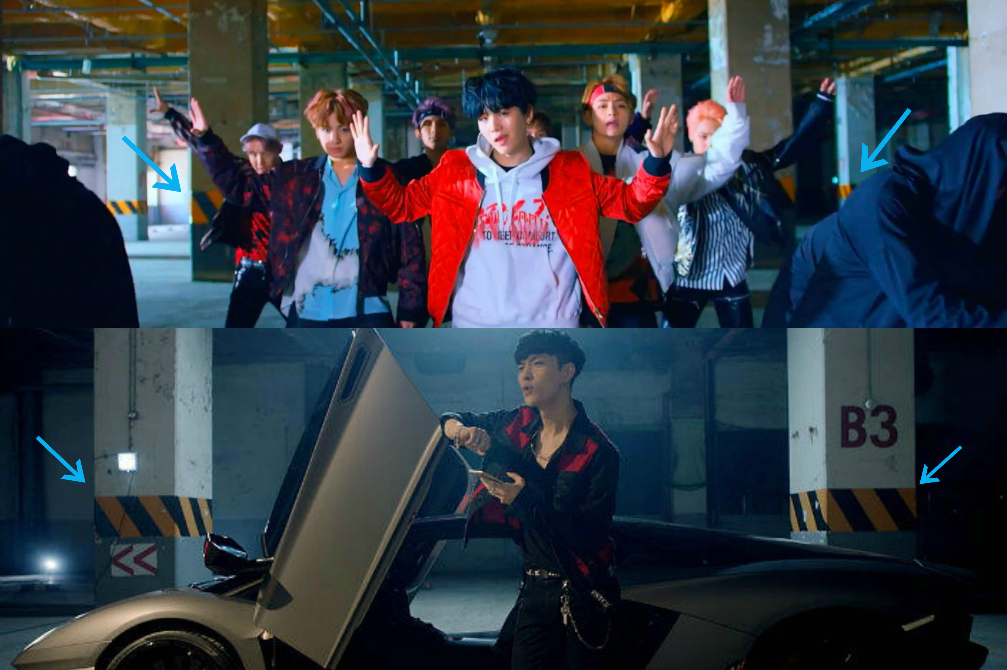 12 Of The Most Popular Sets And Locations Used In K-Pop Music Videos