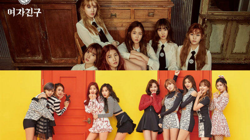 GFRIEND Members Open Up About Their Friendly Rivalry With TWICE