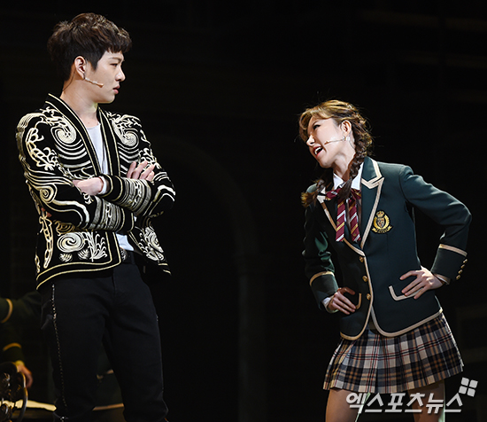 Boys Over FLowers The Musical Min Changsub XPN