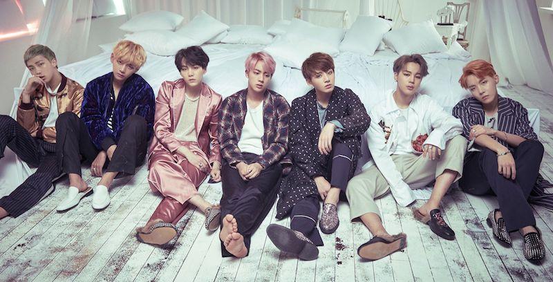 BTS Receives First Billboard Music Awards Nomination For Top Social Artist
