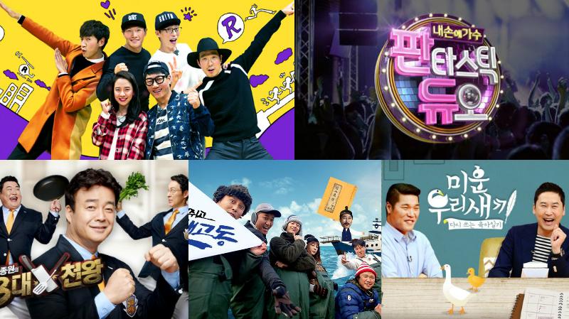 SBS To Rearrange Its Weekend Programming Schedule