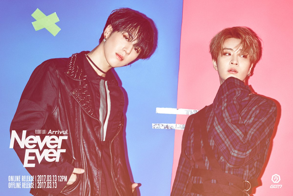 Update: GOT7's Yugyeom And Youngjae Are Next To Be Featured In Bonus Teaser Photo