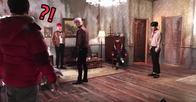 """Watch: B.A.P Takes Fans To Chilly, But Energy-Filled Set Of Latest Track """"Wake Me Up"""""""
