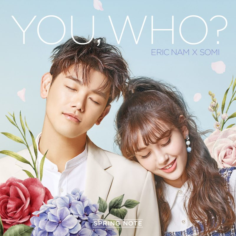 Update: Eric Nam Releases New Teaser For Spring Collaboration With Jeon Somi