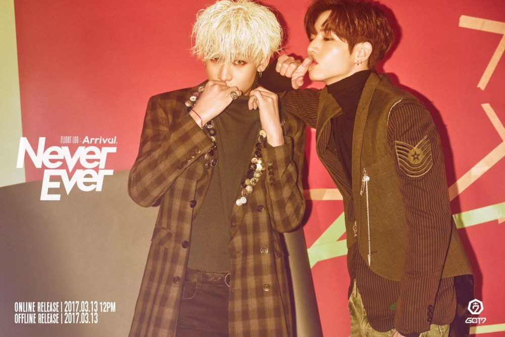 Update: GOT7's BamBam Poses With Mark And Yugyeom In New Bonus Teasers