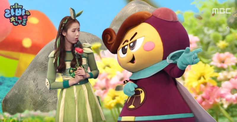 GFRIEND's SinB Talks About Being Recognized From Children's TV Show
