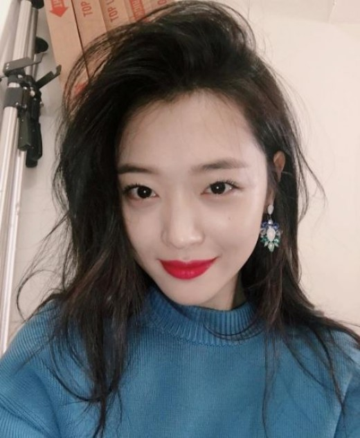 Sulli Updates Instagram With Cheerful Photos Following News Of Breakup With Choiza