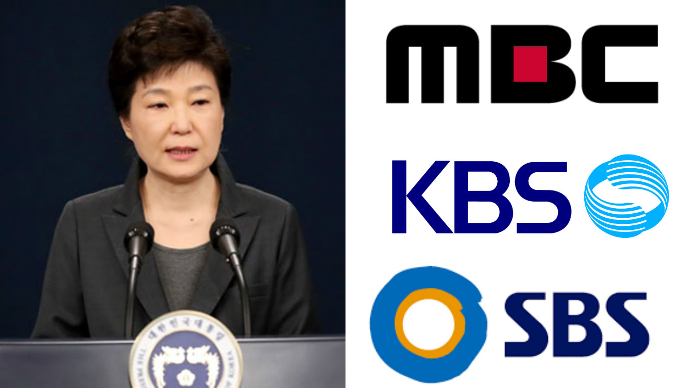 SBS, KBS, And MBC Make Changes To Regular TV Schedule To Cover President's Impeachment Verdict