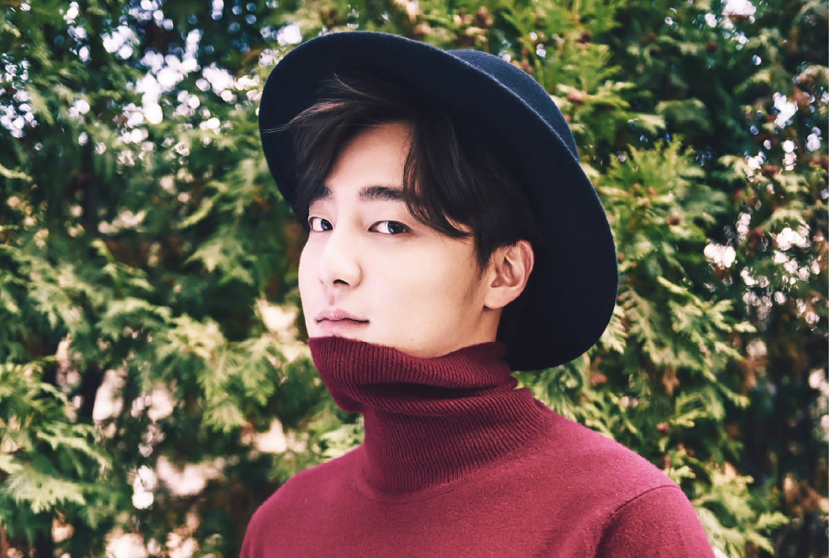 Roy Kim Unveils Track List For Spring Comeback