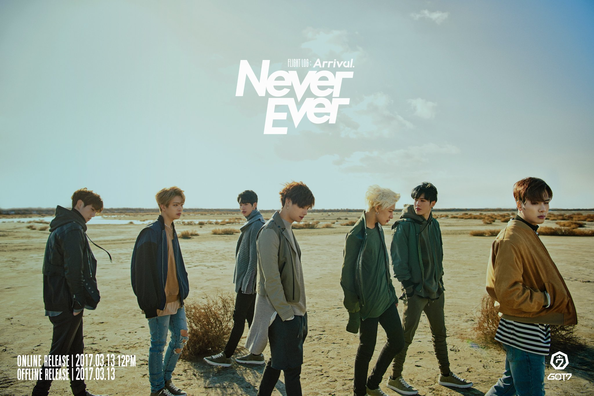 "Listen: GOT7 Reveals Spoiler Of All The Tracks Included In Upcoming Album ""Flight Log: Arrival"""