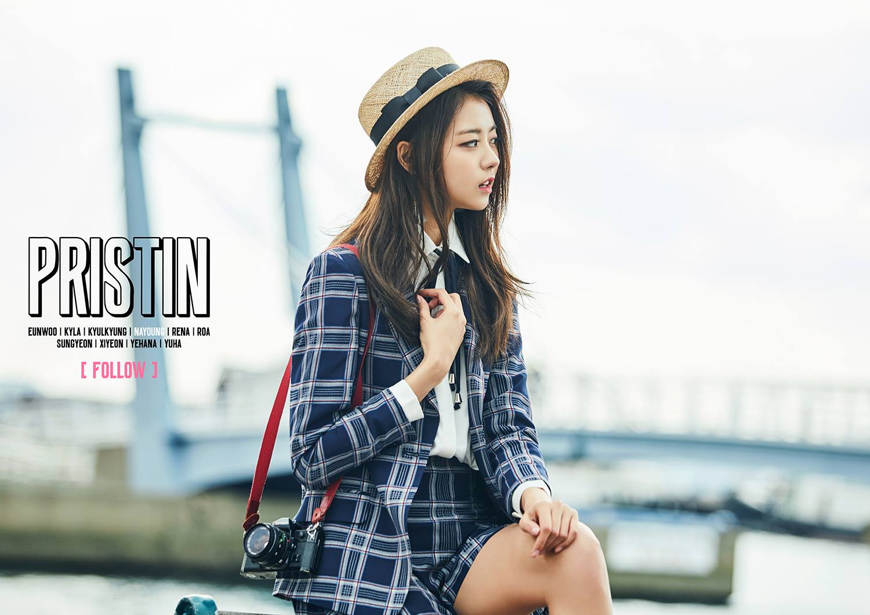 pristin nayoung