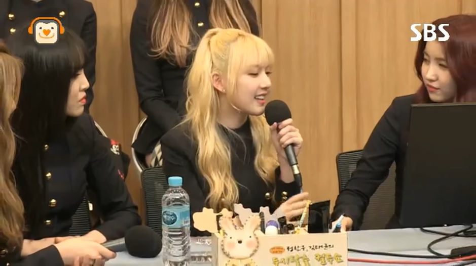 GFRIEND's Yerin Talks About How She Felt During SinB And Umji's Graduation Day