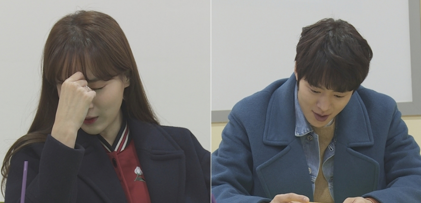 "Gong Myung And Jung Hye Sung's Couple Psychological Assessment Causes Unexpected Reactions On ""We Got Married"""