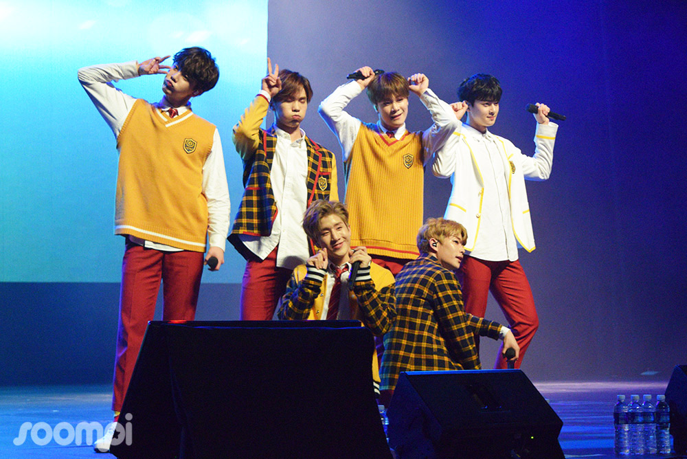 ASTRO Brings Their A-Game To Perform For Fans In Singapore (& MJ's Birthday!)