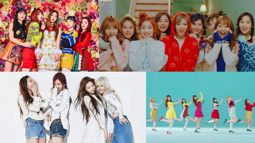 March Girl Group Brand Reputation Rankings Revealed