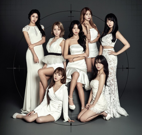 AOA Is Moved To Tears By Fans' Special Event During First-Ever Concert