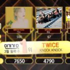 """Watch: TWICE Gets 6th Win With """"Knock Knock"""" On """"Inkigayo""""; Performances By BTOB, GFRIEND, And More!"""
