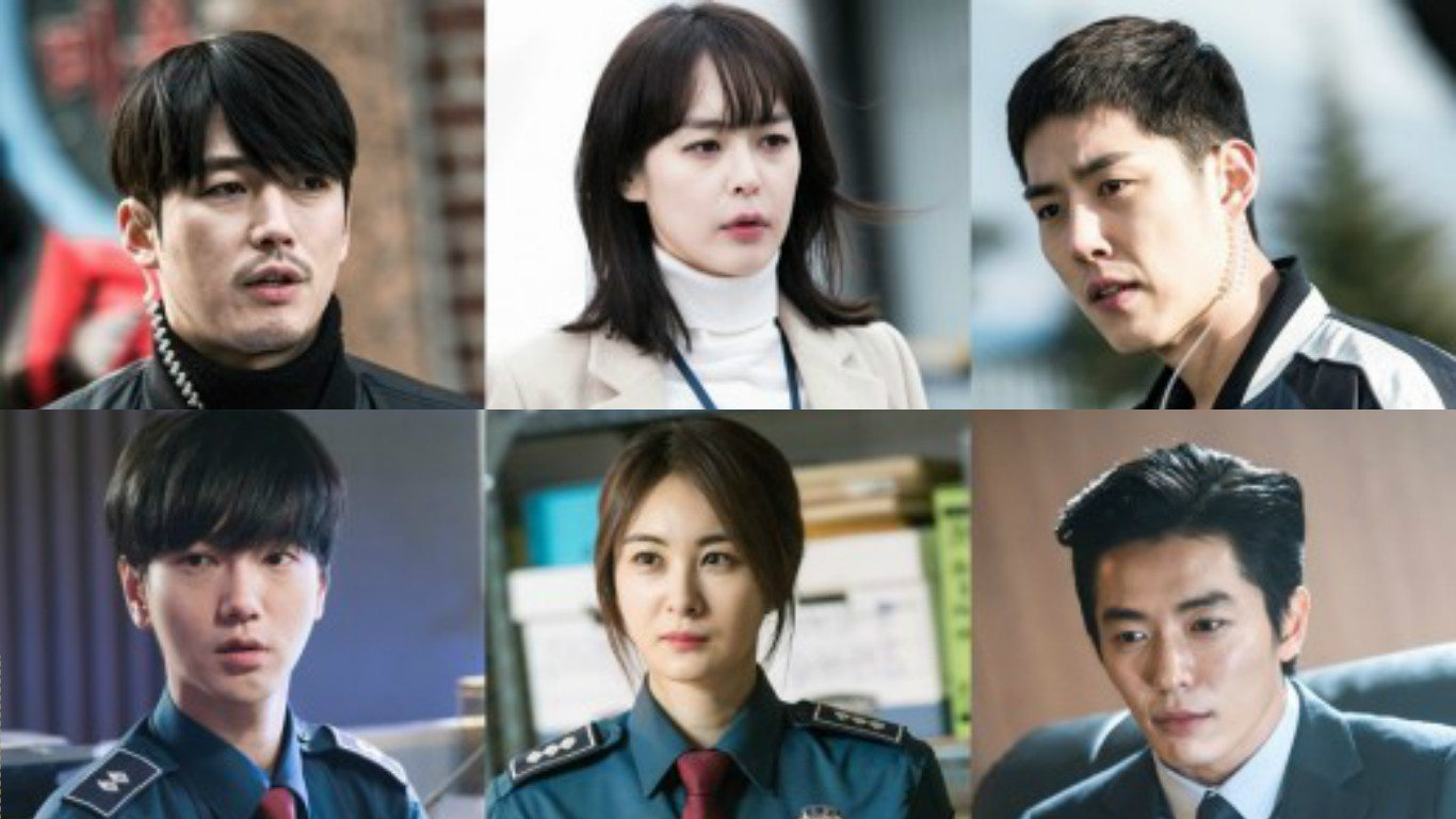 "Main Cast OCN s ""Voice"" Their Final Thoughts As Drama"