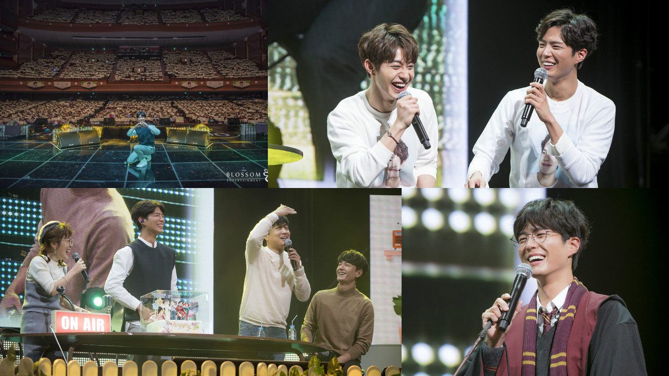 Park Bo Gum Shares Magical Night With Fans And Celebrity Guests At Seoul Fan Meeting