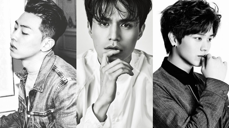 Lee Dong Wook, Yook Sungjae, GRAY To Star In Special Series For White Day
