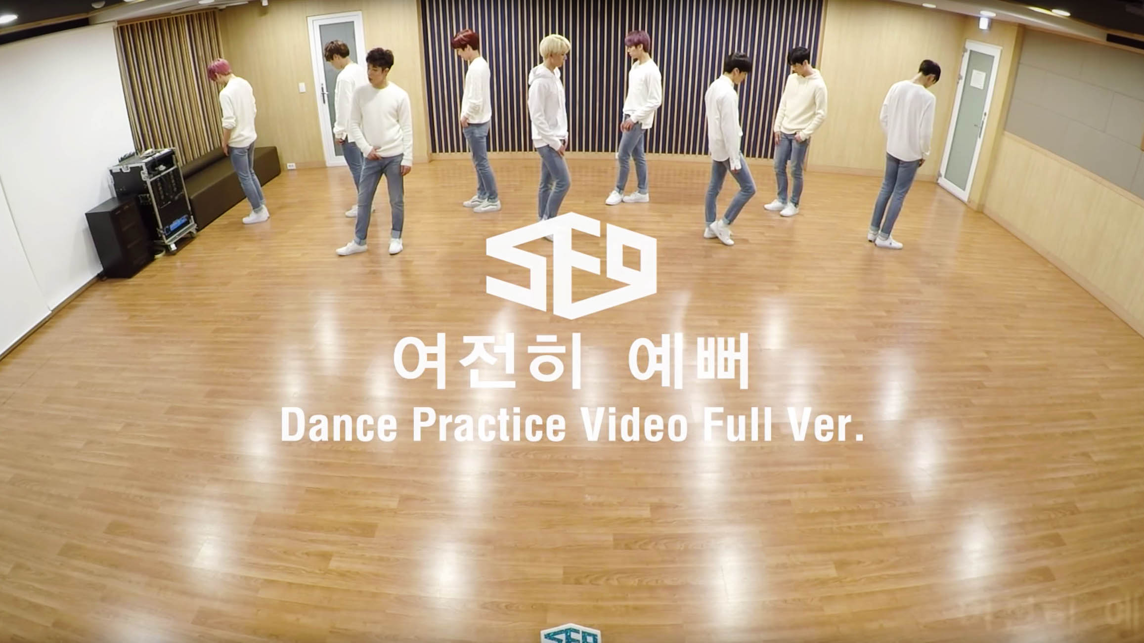 "SF9 Surprises Fans With Dance Practice Video Of ""Still My Lady"" On White Day"
